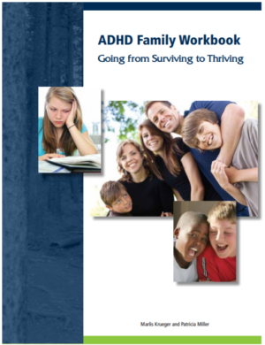 ADHD Family Workbook 1