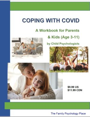 Coping with COVID - A Workbook for Parents and Kids (Aged 3-11) 1